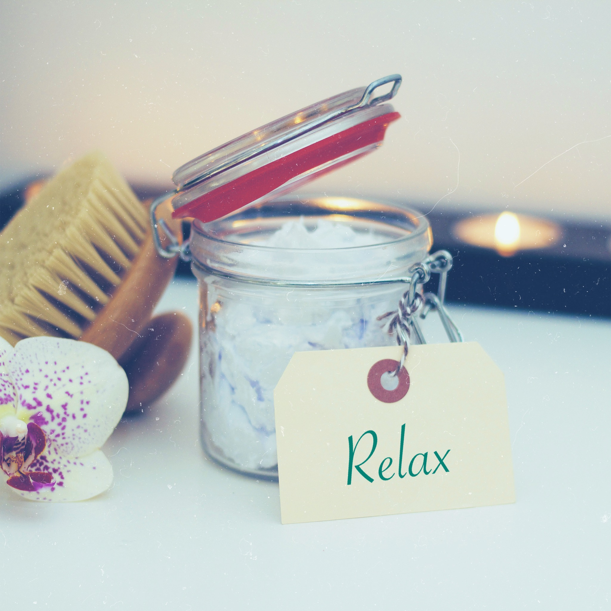Stress-Relief Detox Bath